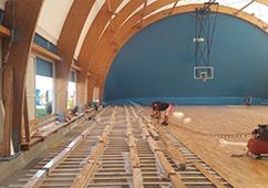 体育木地板厂家优势