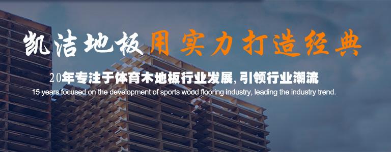 体育木地板的适用行业