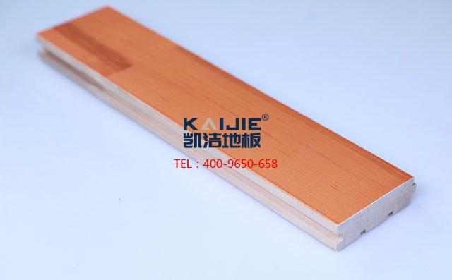 枫桦木B级板运动木地板