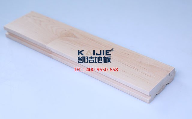 枫桦木A下板运动木地板