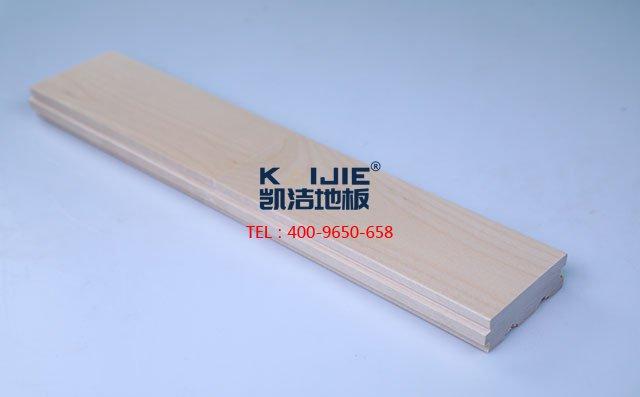 枫桦木A级本色板运动木地板