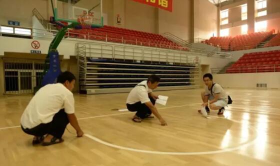 体育馆地板须知翻新中的小秘密
