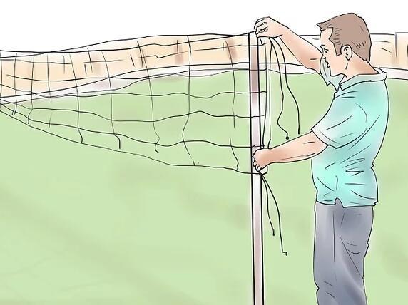如何快速打造一个羽毛球运动场地