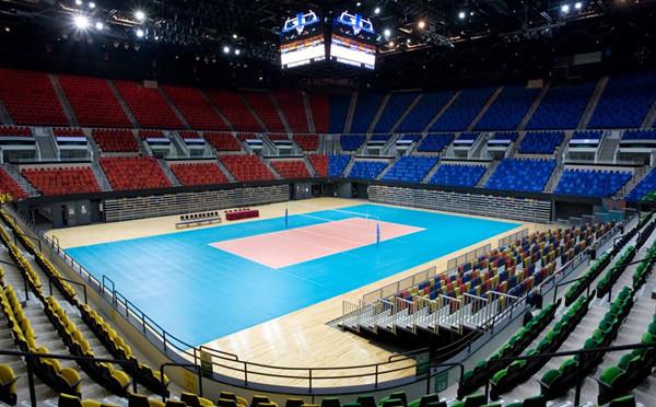 综合体育馆木地板