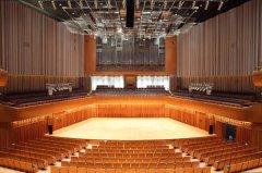 音乐厅木地板