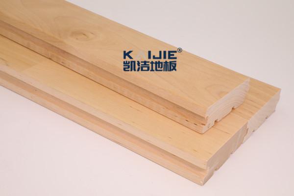 枫桦木运动地板