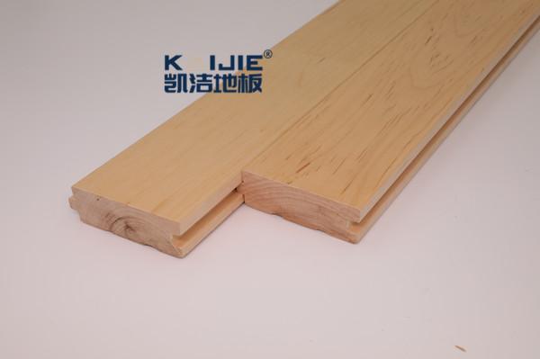 看木纹,选地板,凯洁地板来揭秘