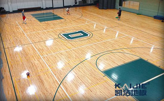 篮球运动木地板:有虫蛀,怎么办?