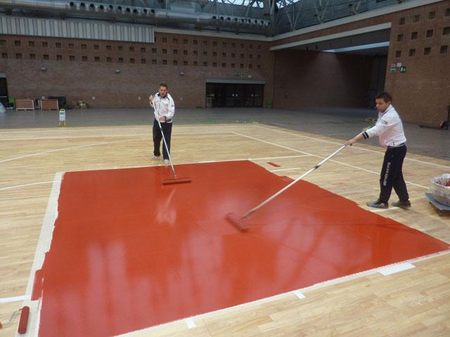 篮球木地板结构,体育木地板结构,运动木地板结构