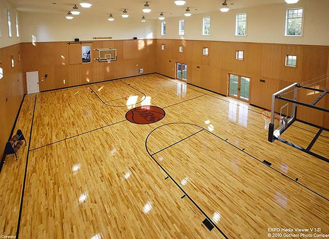 运动木地板结构,体育运动木地板结构,篮球场木地板结构
