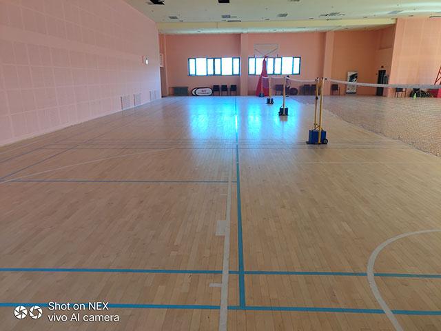 体育运动木地板,篮球馆专用木地板