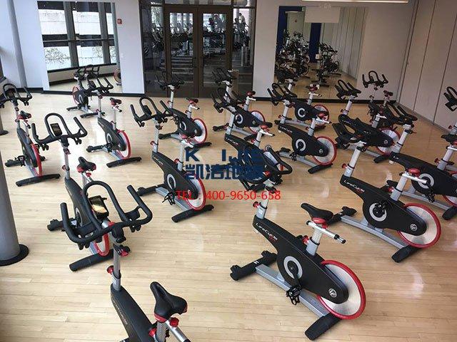 健身房实木运动地板——凯洁地板