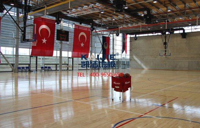 篮球馆专用运动木地板保养技巧——凯洁体育木地板
