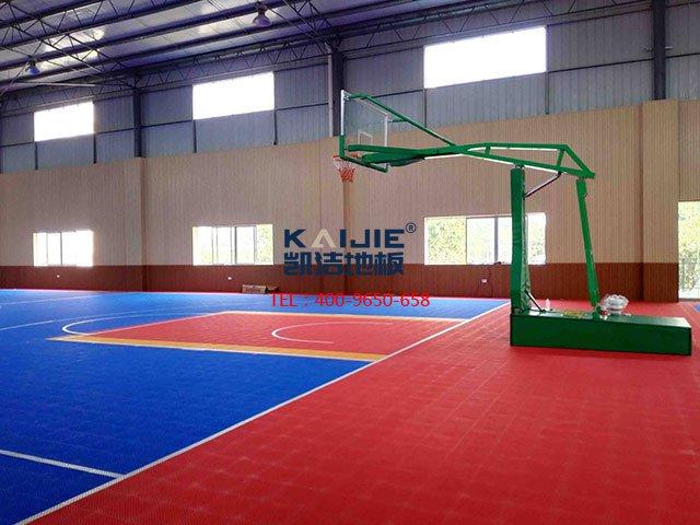 体育馆专用运动木地板——凯洁体育木地板