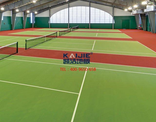 专业羽毛球馆体育木地板厂家——凯洁体育木地板