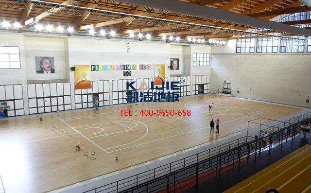 性价比高的体育馆木地板——凯洁体育木地板
