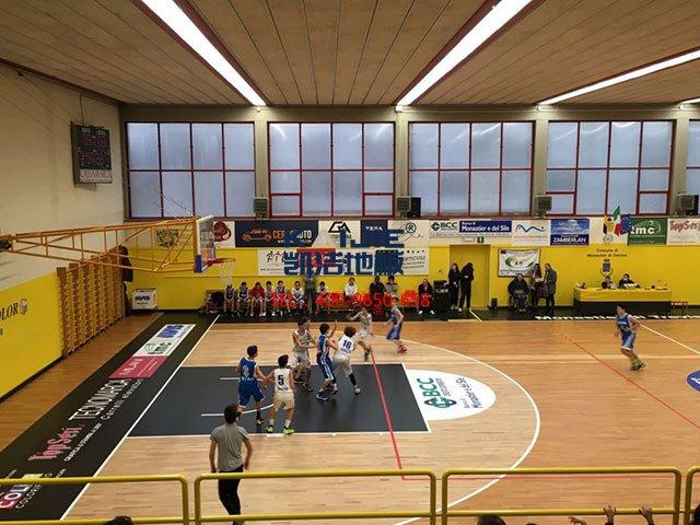 体育馆专用运动木地板内在质量检测方法——凯洁体育地板