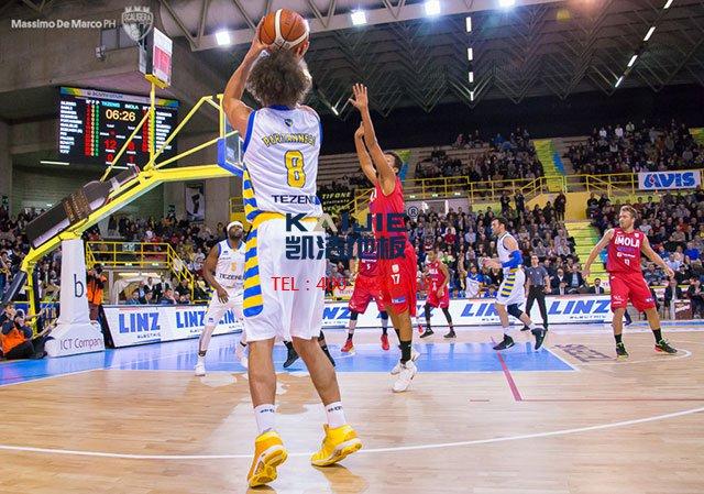 NBA比赛篮球馆专用运动木地板——凯洁地板