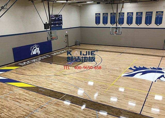 专业的体育运动木地板难道真的这么重要吗——凯洁地板