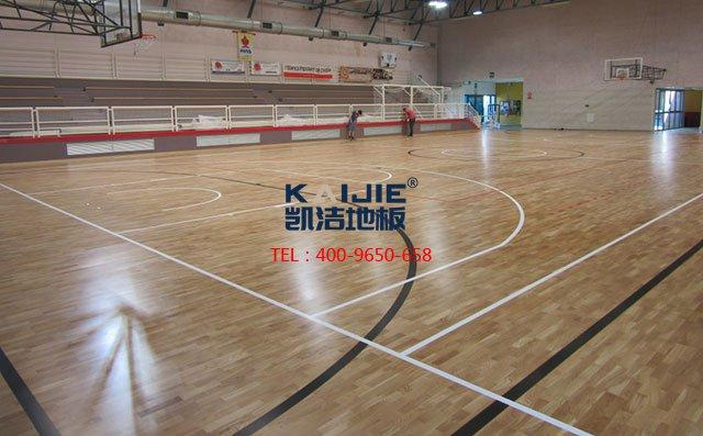 专业体育木地板必须要具备这三个功能吗——凯洁地板