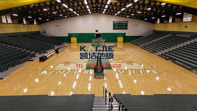 「凯洁地板」选购体育馆木地板之前需要了解哪些?