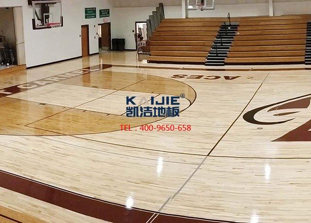 哪些木材可以做为体育馆木地板?体育馆专用木地板的要求——凯洁地板