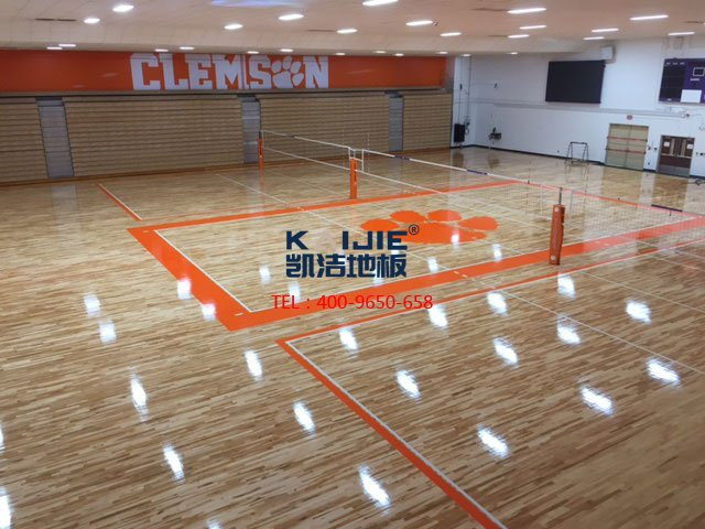 选购专业体育馆木地板常遇到的潜在危险——凯洁地板