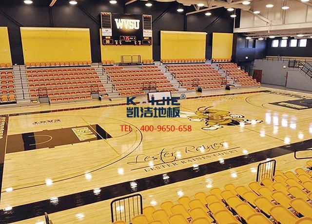 体育馆专用木地板安装需要注意的六点,你知道多少——凯洁地板