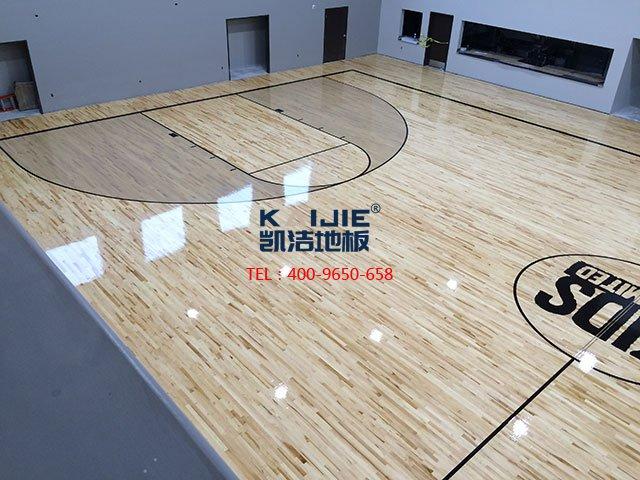 不可忽视!技术人员在体育馆木地板施工时要注意——凯洁地板