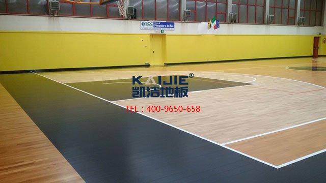 体育运动木地板和家装地板的区别,真的只有这些——凯洁地板