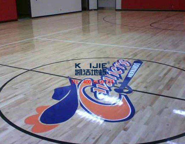 体育馆专用运动木地板的选材与安装——凯洁地板
