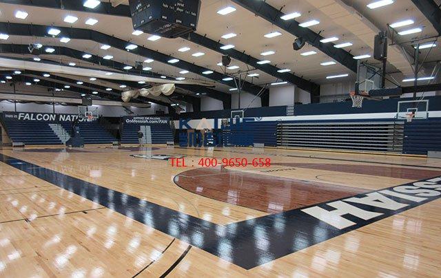 枫木体育木地板怎么选择?——凯洁地板