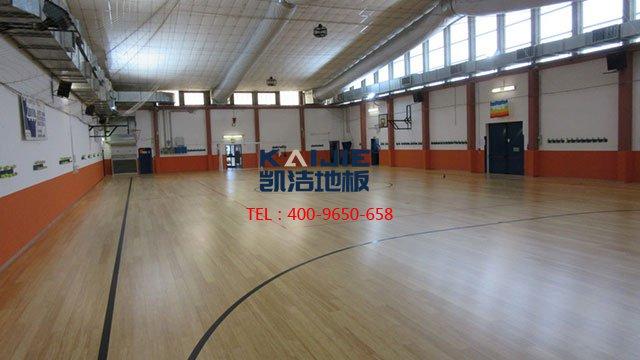 NBA篮球场木地板用的是哪家品牌的体育地板?——体育馆木地板