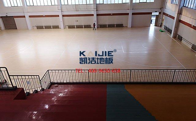体育运动木地板生产厂家不忘初心——凯洁地板
