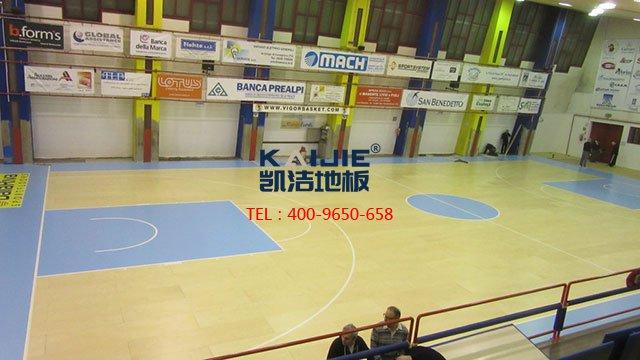 体育场馆木地板的六大特性你知道吗——凯洁地板