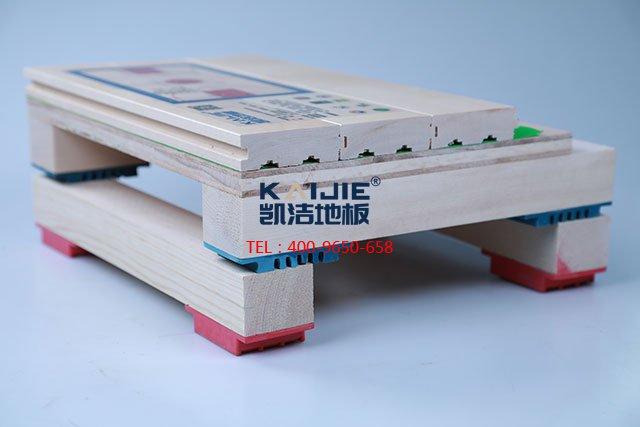 运动木地板行业新年开门红——凯洁地板