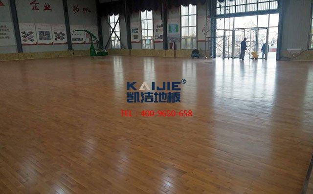 体育馆木地板结构,你了解多少——篮球馆木地板