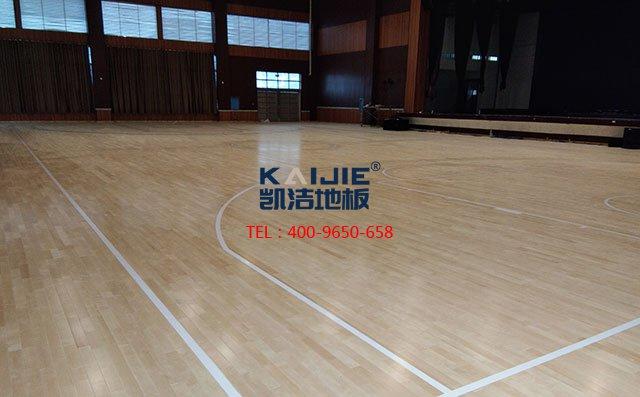 怎么选择体育馆木地板厂家好——篮球馆木地板厂家
