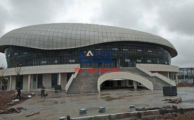 2019年北京凯洁体育地板开启新的征程——篮球场地板