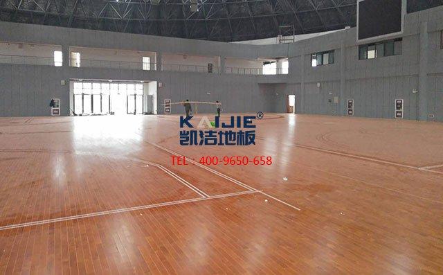 体育馆运动木地板的挑选标准是什么?——篮球馆木地板