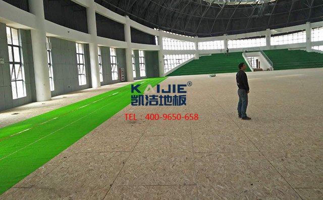 体育馆运动木地板的挑选标准是什么?——篮球木地板