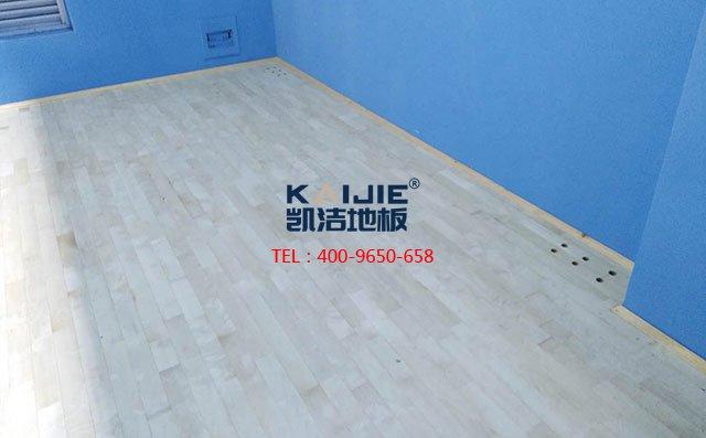 专业的体育运动木地板要具备这三大功能——凯洁地板