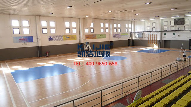 js33333金沙线路选材与安装工艺——篮球馆js33333