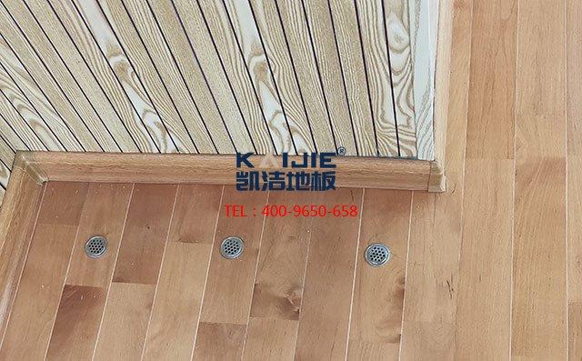 体育运动木地板有什么功能和结构——体育馆木地板