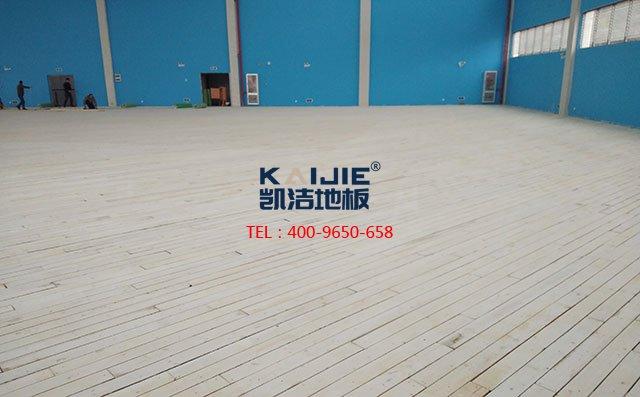 体育实木运动地板怎么保养呢——体育馆木地板