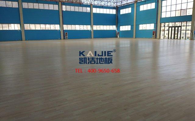 那么多体育馆选择用实木运动地板是什么原因——凯洁地板