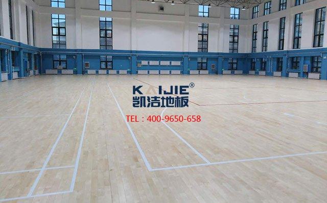 什么时候保养体育馆木地板合适呢——篮球馆木地板