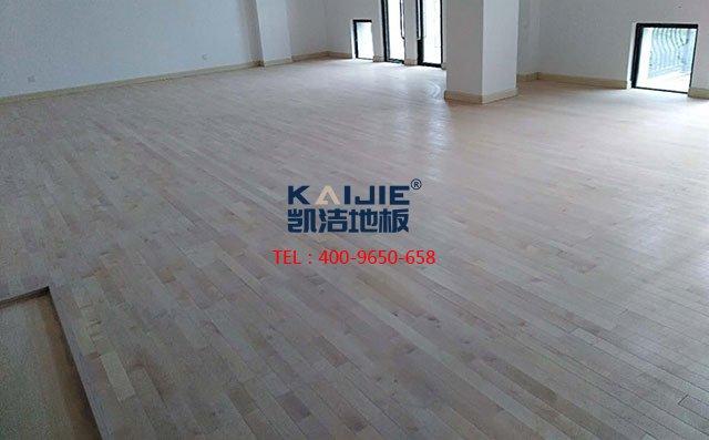 体育馆运动木地板翻新施工方案——体育木地板