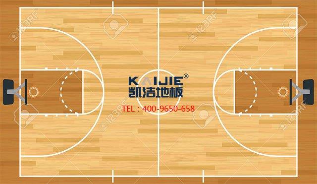 体育馆木地板龙骨结构有什么组成——篮球场木地板