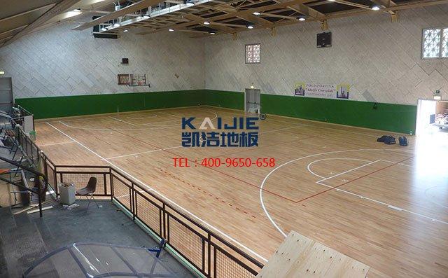 专业运动木地板厂家直销批发市场——凯洁地板